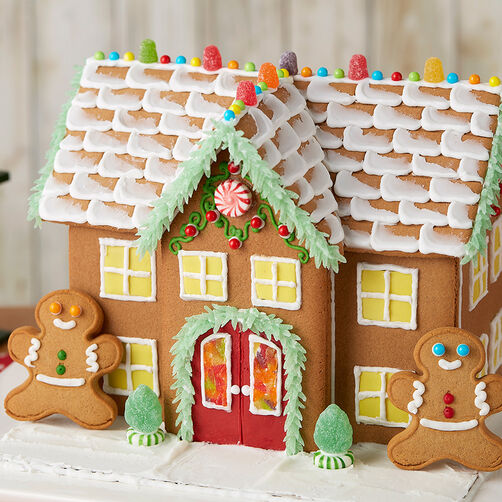 Great Expectations Gingerbread Manor #1