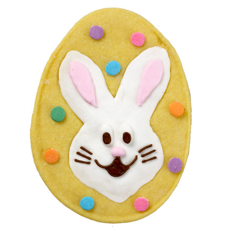 Bubbly Bunny Cookie image number 0