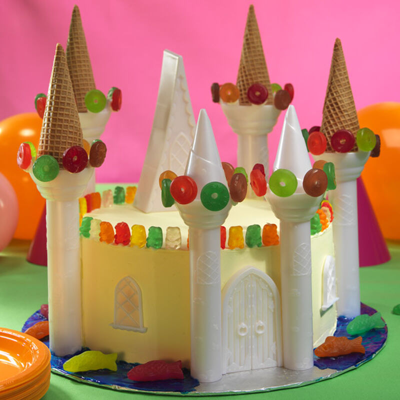 Magical Castle Cake image number 0