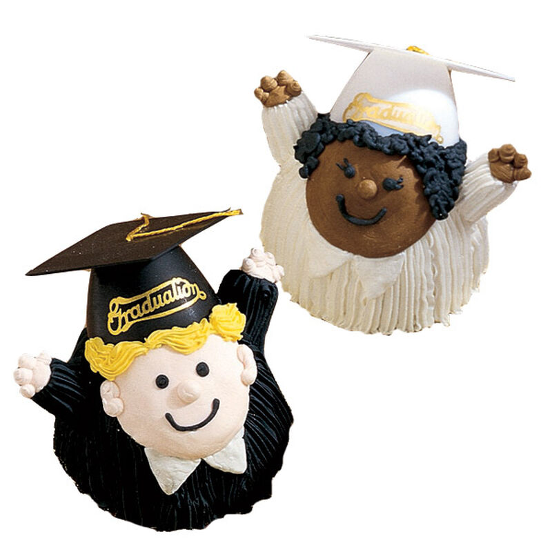 Giddy Grad Mini Cakes image number 0