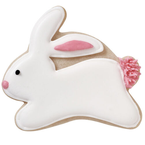 Bounding Bunny Cookie