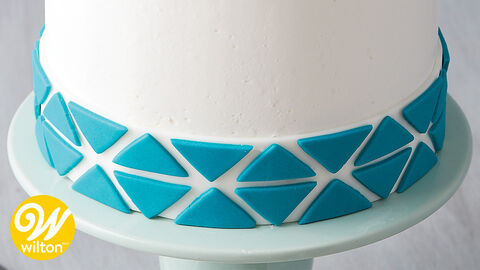 How to Overlay Fondant