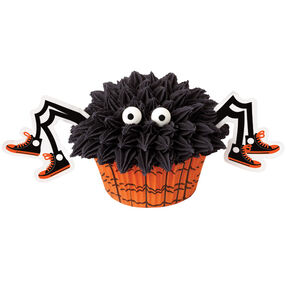 Spooktacular Spider Cupcakes
