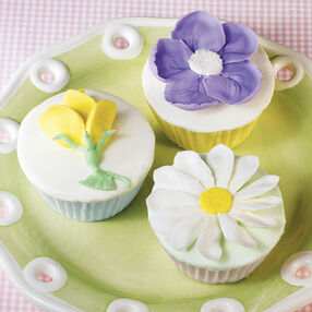 Mixed Bouquet Cupcakes