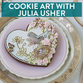 Cookie Art with Julia Usher