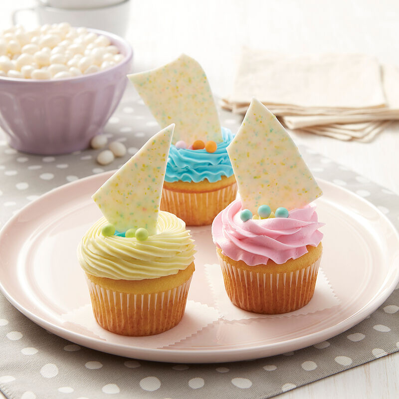 Candy Art Cupcakes image number 0