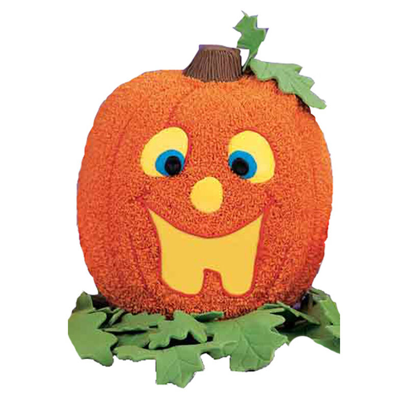 Peppy Pumpkin Patch Cake image number 0
