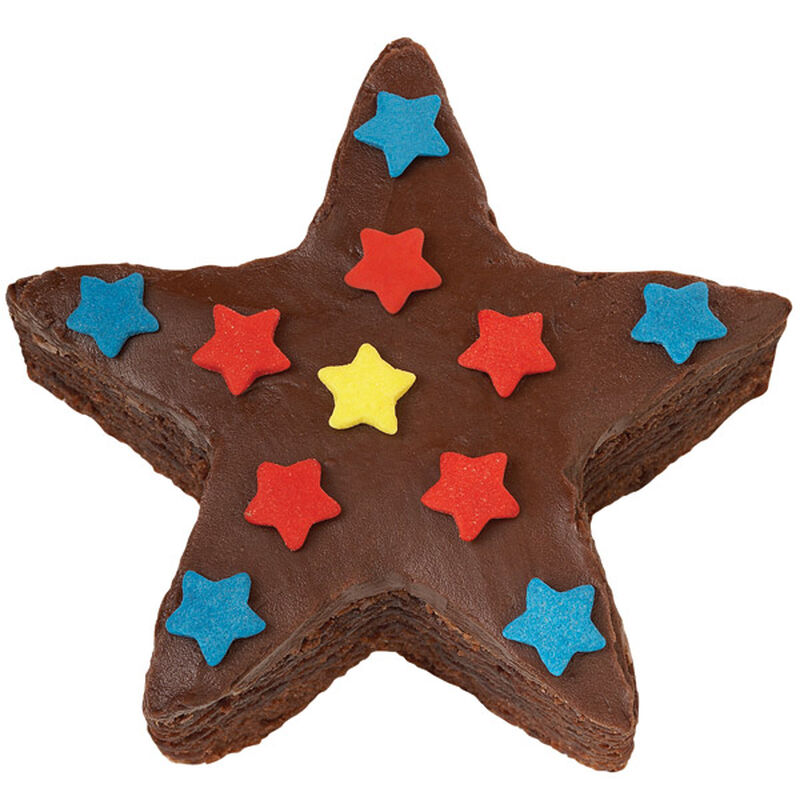 Shower of Stars Brownies image number 0