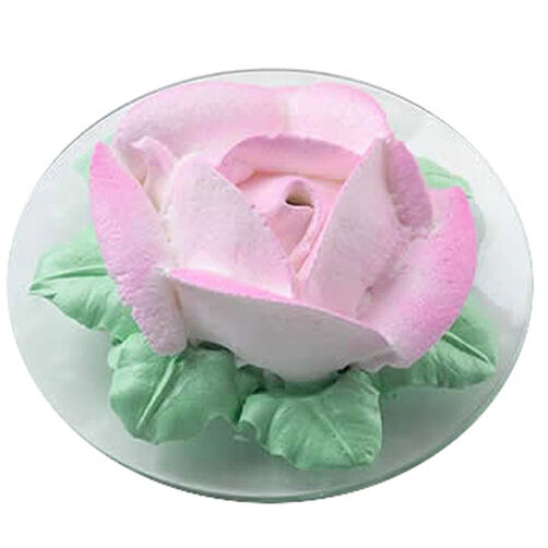 Solitary Rose Mini Cake