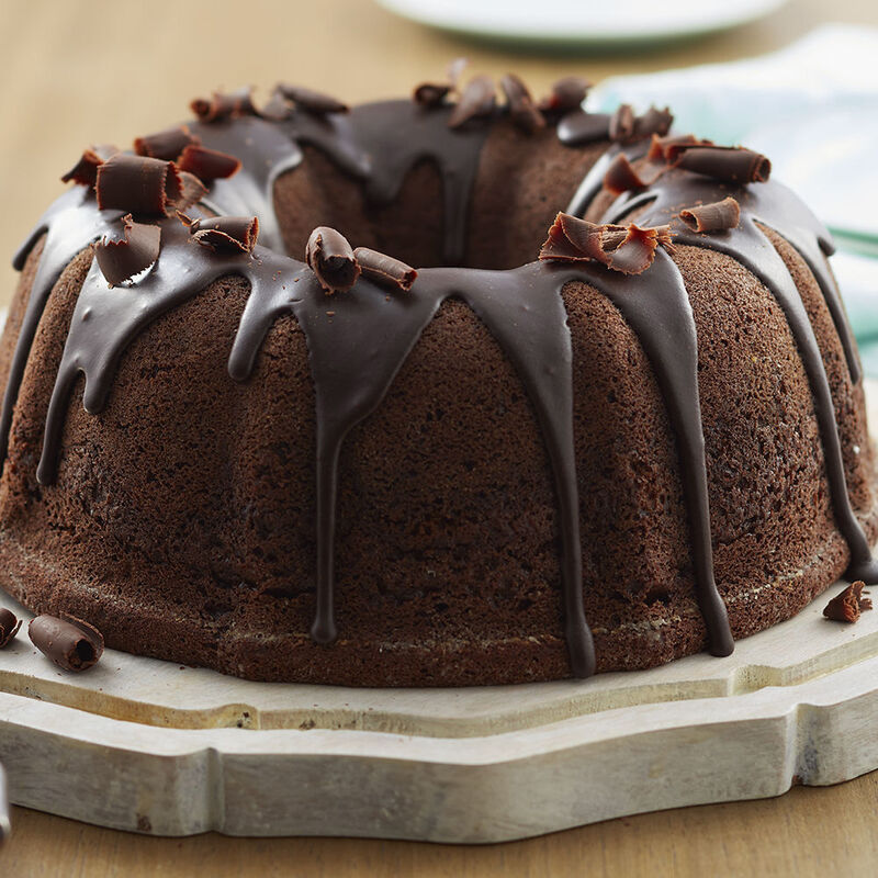 Chocolate Pound Cake Recipe image number 0