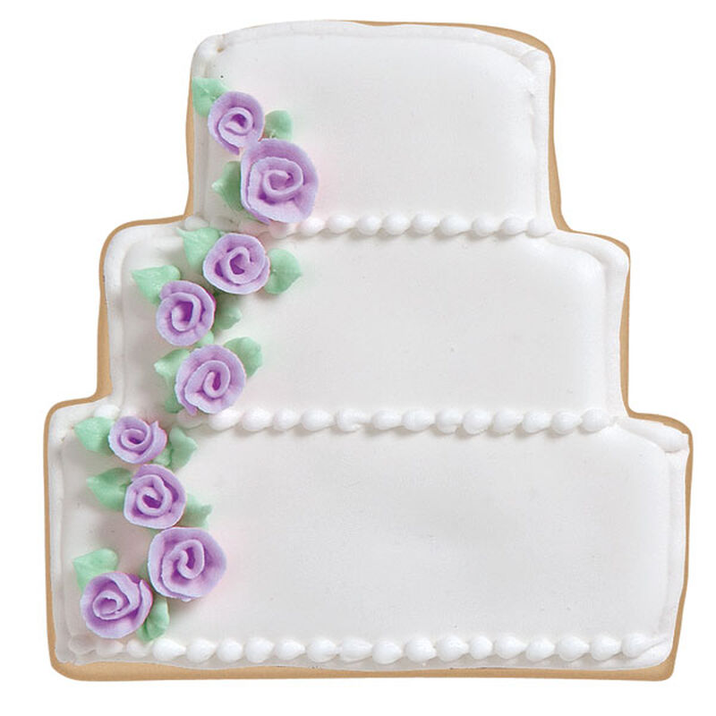 Wedding Cake Cookies image number 0