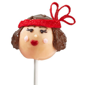 Happy Flapper Cake Pops