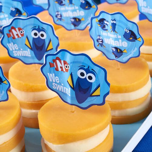 Wilton Finding Dory Cheesy Bites