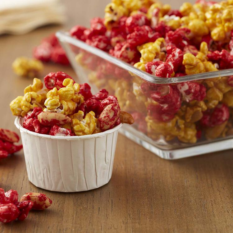 Wilton Colored Popcorn and Peanuts