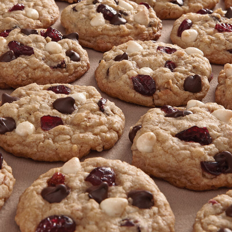 Double Chocolate Cranberry Cookies image number 0