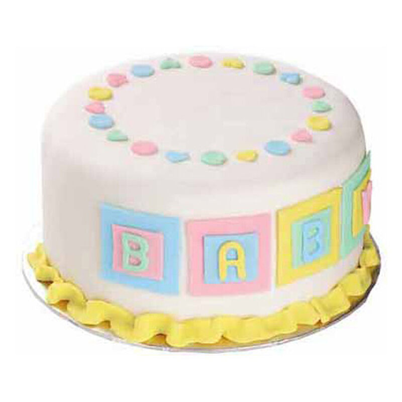Baby's Coming Cake image number 0