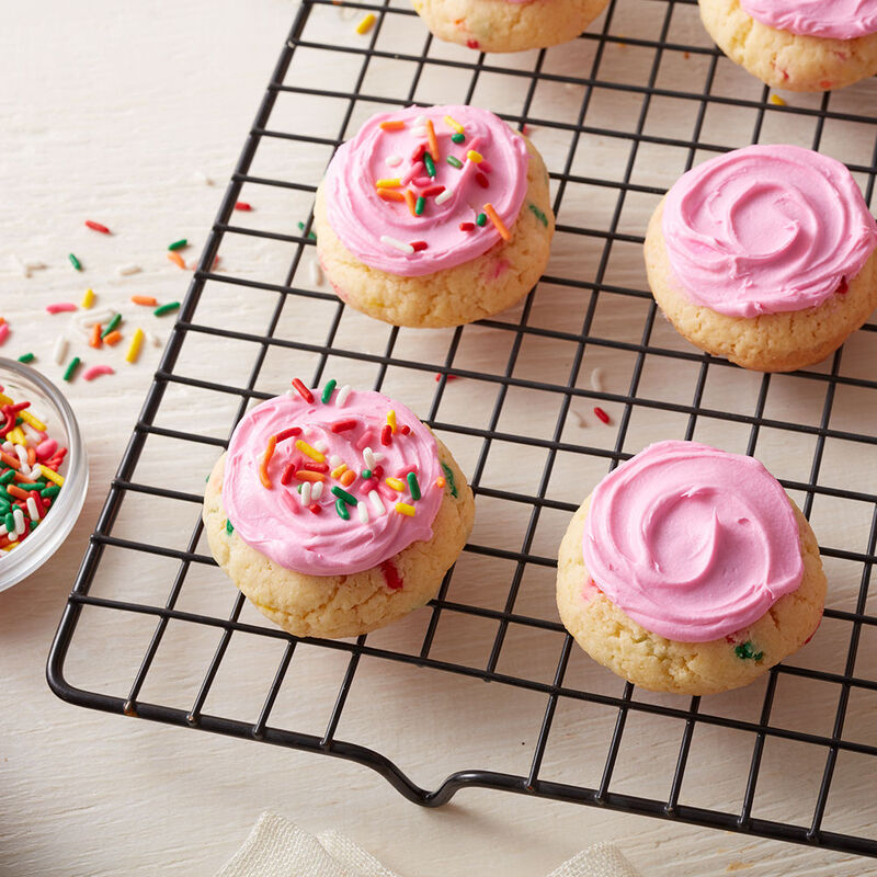 Confetti Cake Batter Cookies Recipe image number 0