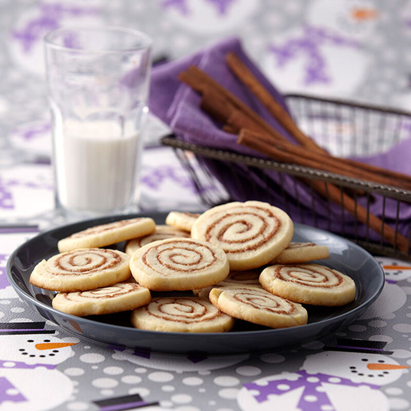 Cinnamon Roll Cookies image number 0