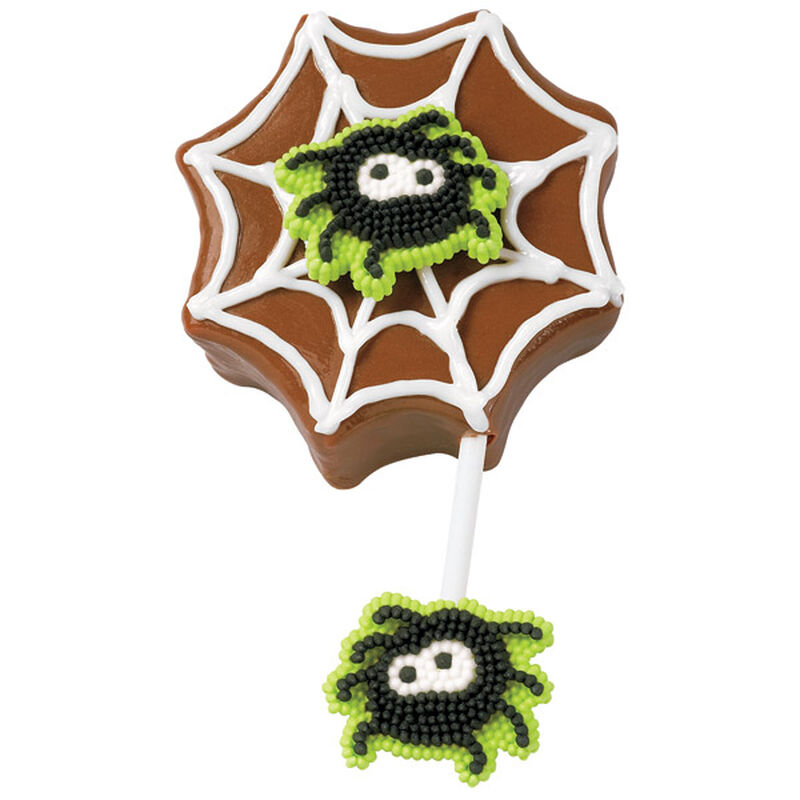 Hanging Out on Halloween Mini Cake image number 0