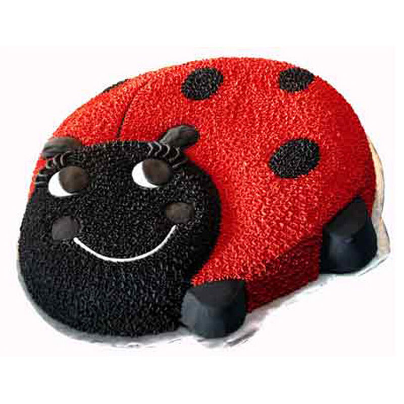 Lady Bug Mallow Cake image number 0