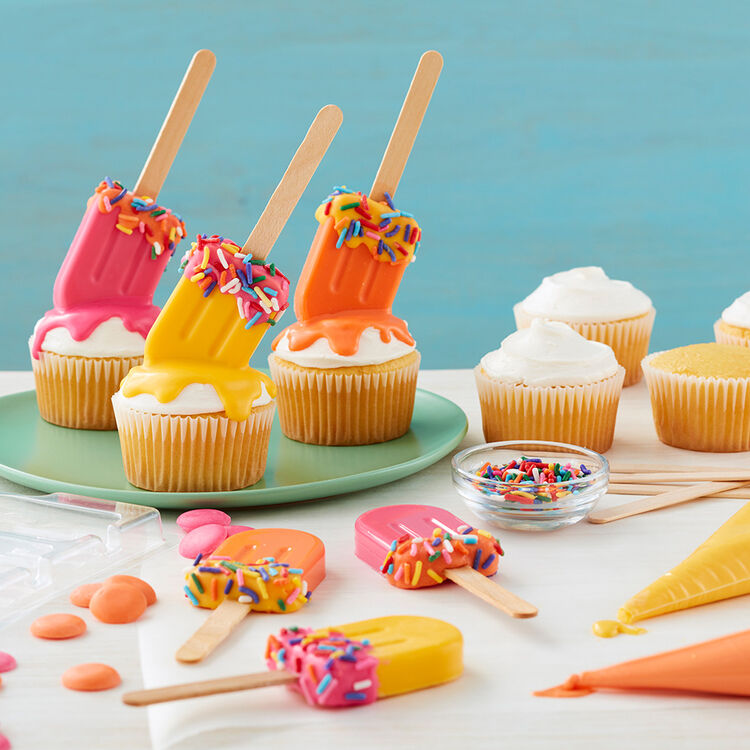 DIY-lish Lollipop Kit Cupcakes