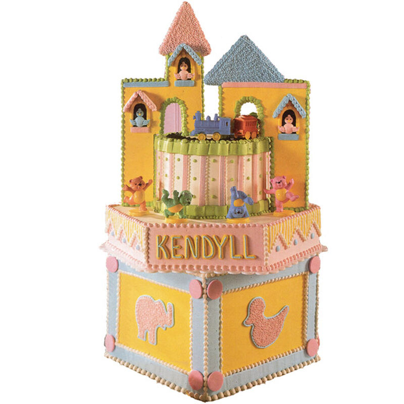 Castle of the Animals Cake image number 0