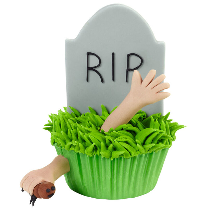 High Five for Halloween Cupcakes image number 0