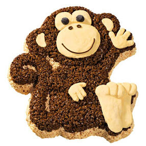Crispy Treat Chimp