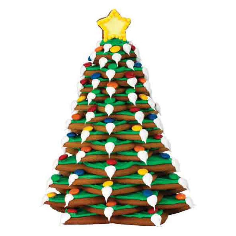 Holiday Lights Cookie Tree image number 0