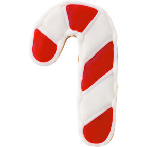 Cheery Candy Cane Cookie