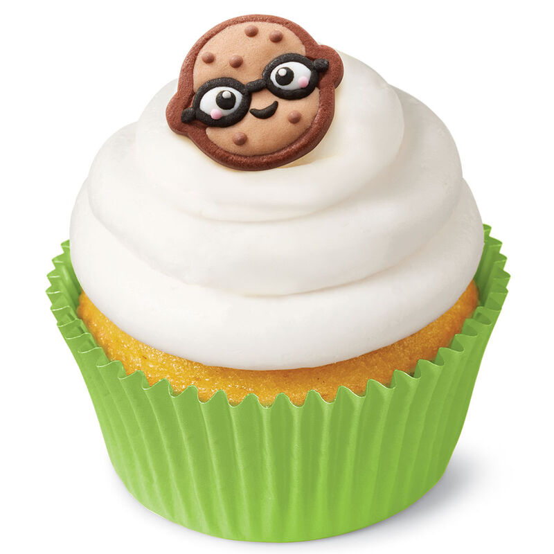 Rosanna Pansino Smart Cookie Cupcakes image number 0