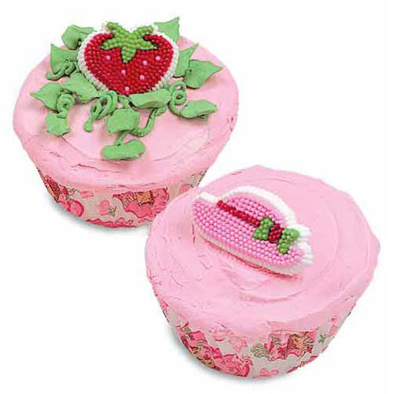 Strawberry Shortcake Cupcakes image number 0