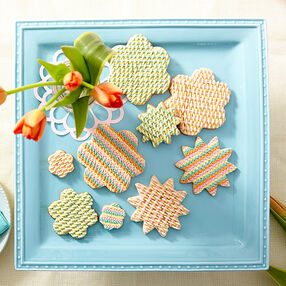 Garden Shapes Cookies