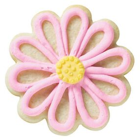 Spring?s First Flower Cookie