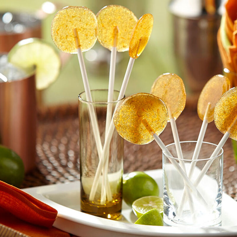 Moscow Mule Lollipops image number 1