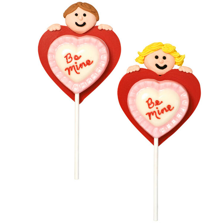 Give Your Heart Away Lollipops