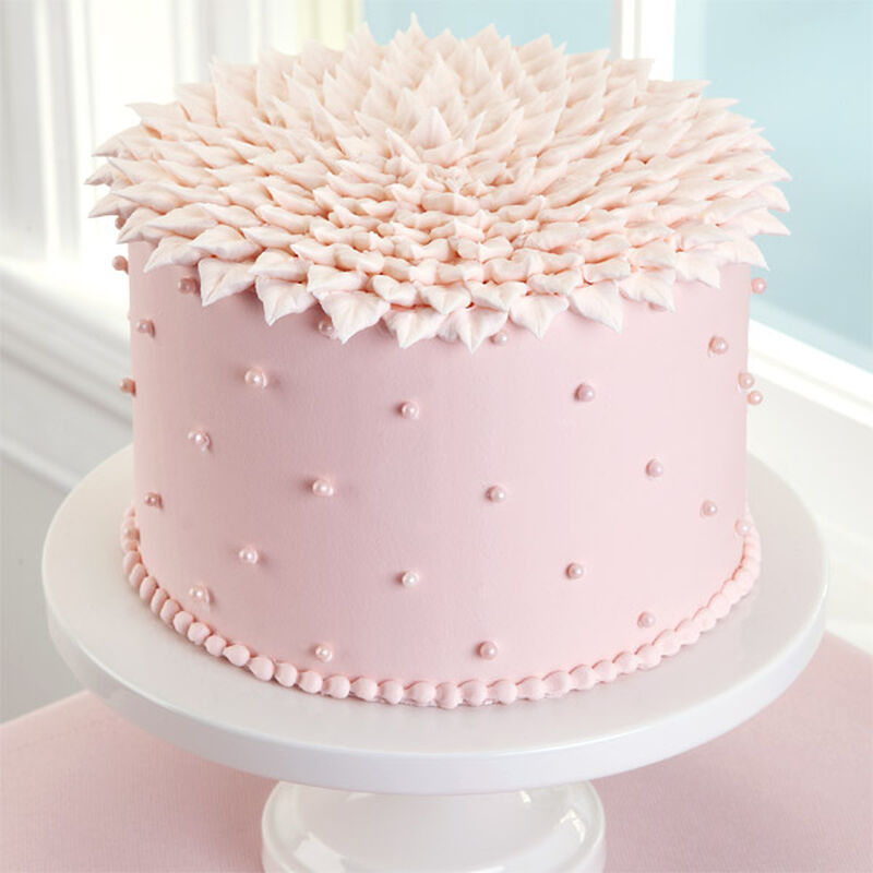 Just Peachy Keen Celebration Cake image number 0