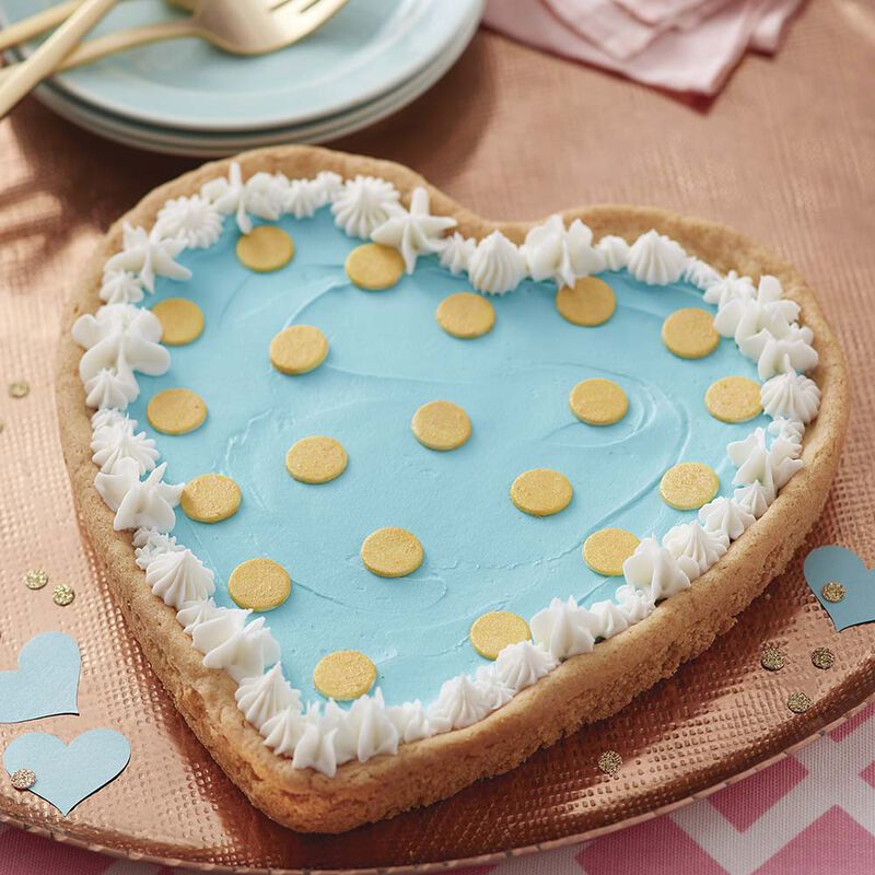 Heart Filled with Love Sugar Cookie image number 1