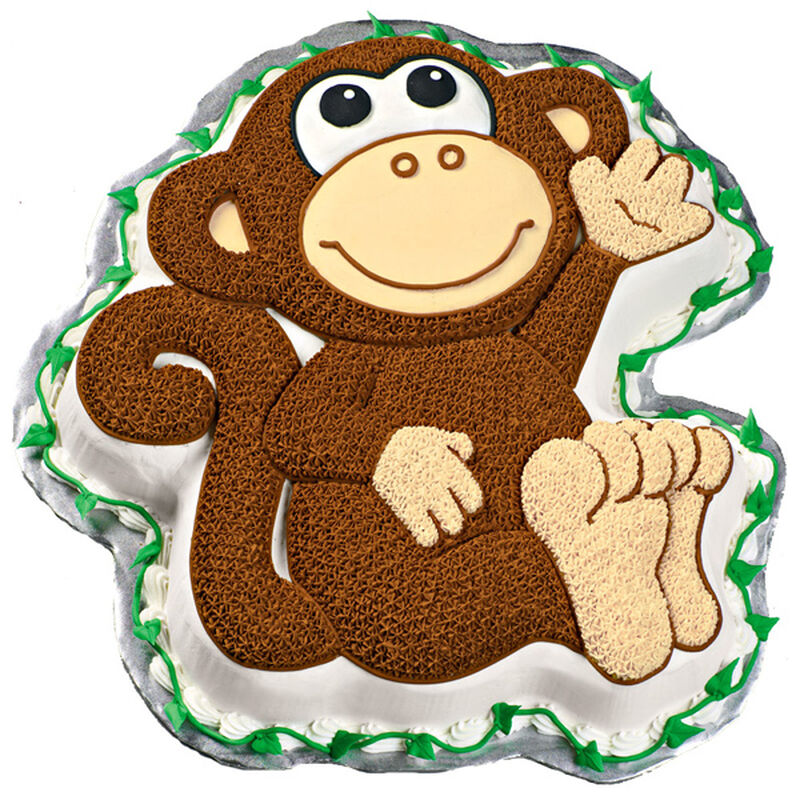 Monkey Cake image number 0