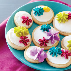 Bright Star Cluster Cookies