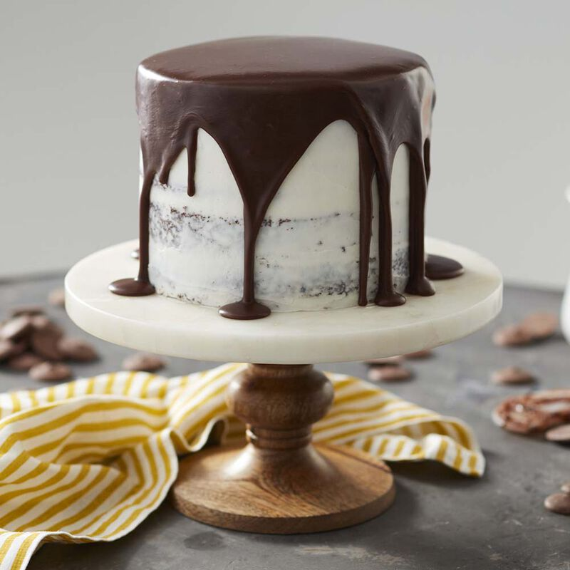 Truffle-Topped Chocolate Cake Recipe image number 2