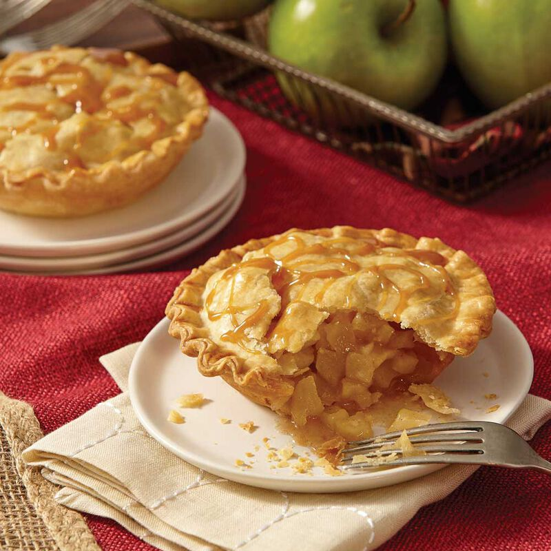 Wilton Caramel Apple Pies Recipe image number 0