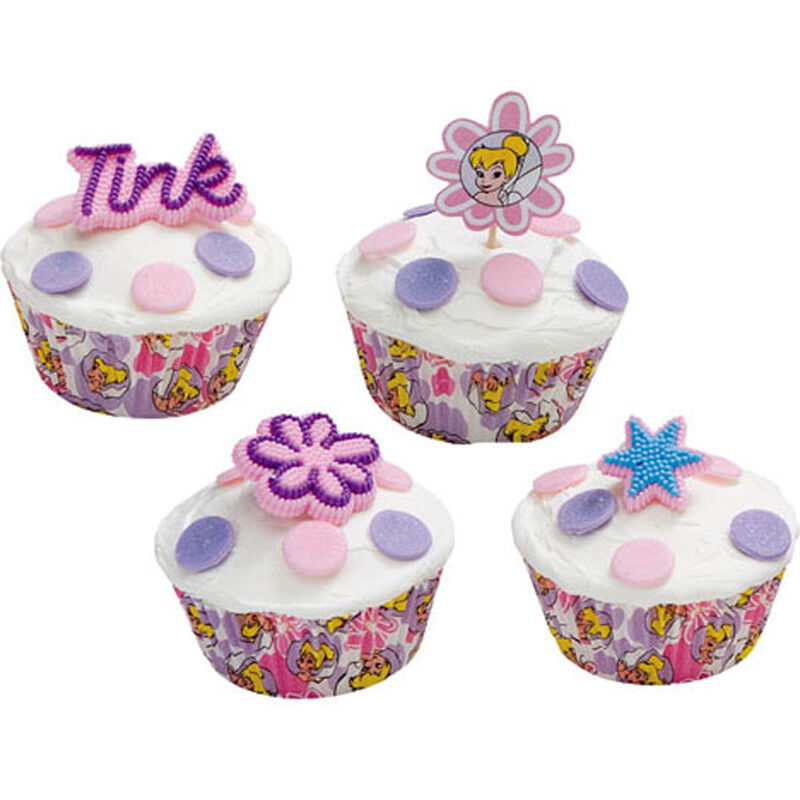 Tink's Here in a Blink! Cupcakes image number 0