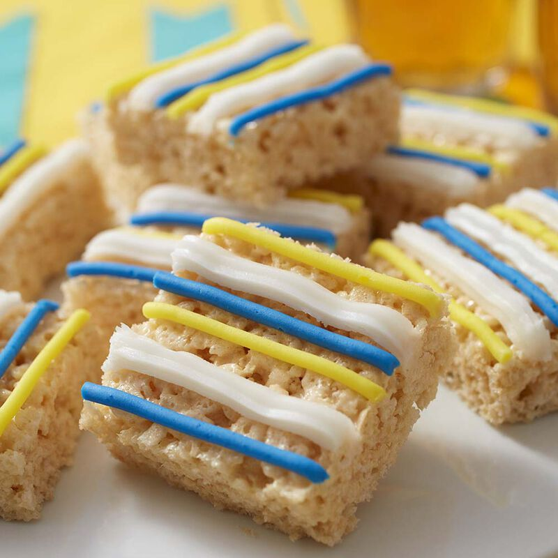 Wilton Easy Rice Cereal Treats Recipe image number 0