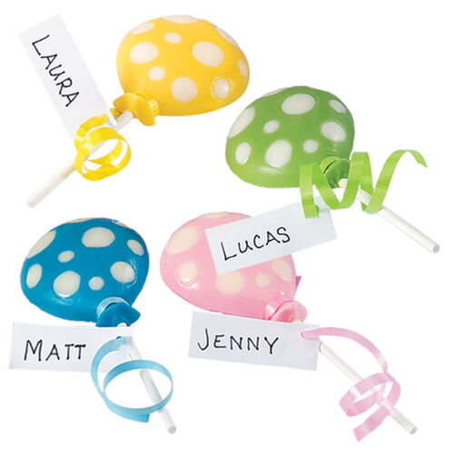 Pop These Balloons! Lollipops