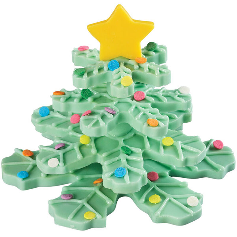 Snowflake Tree Candy image number 0