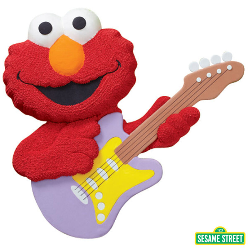 Elmo's Pickin' Your Party! Cake image number 0