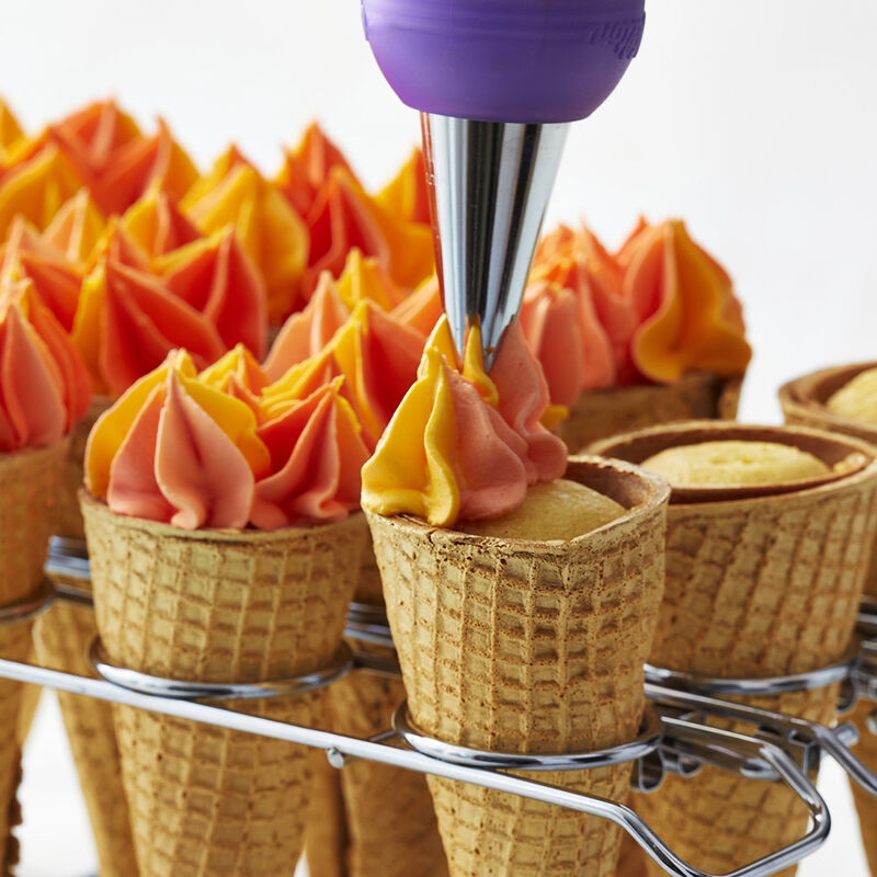 Olympic Flame Cone Cake Torches image number 2