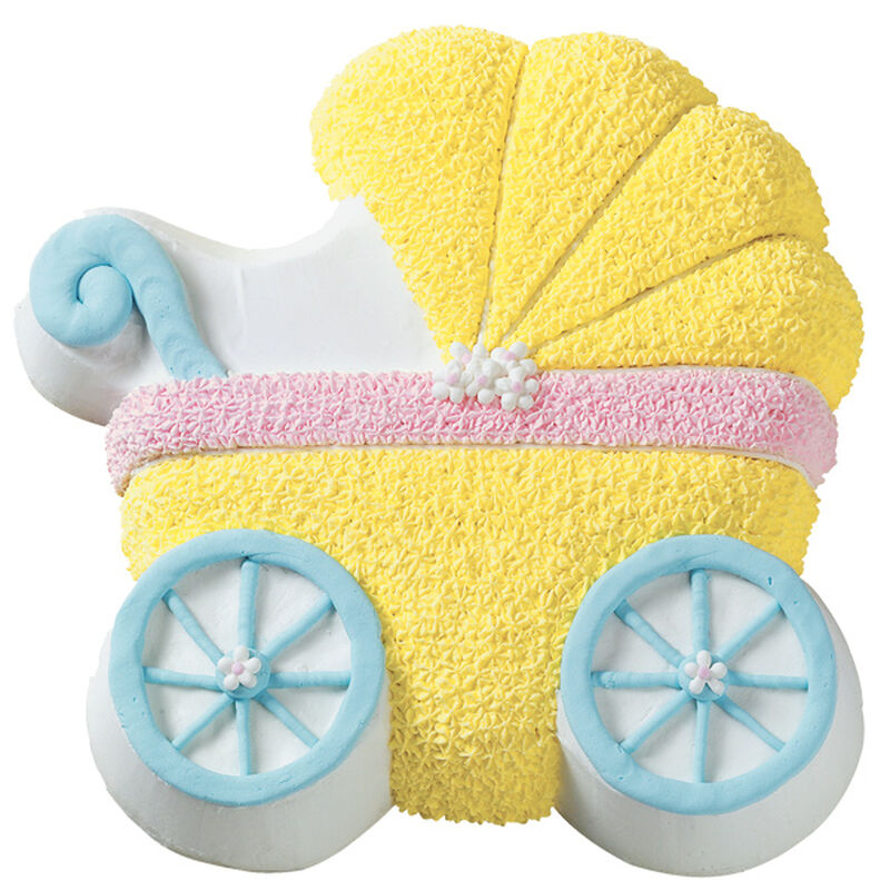 Baby Buggy Cake image number 0