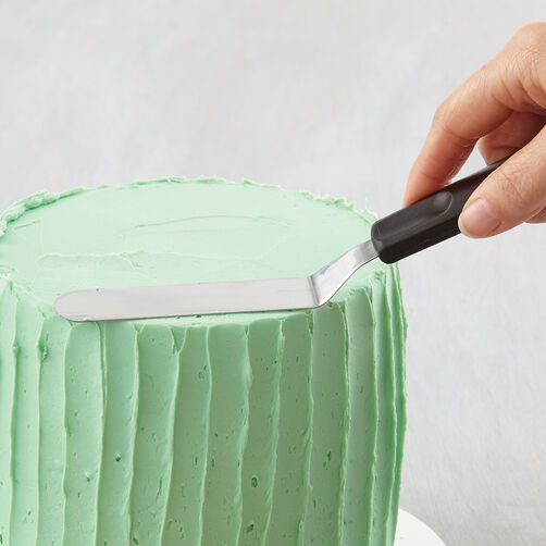 Different Spatula Icing Techniques